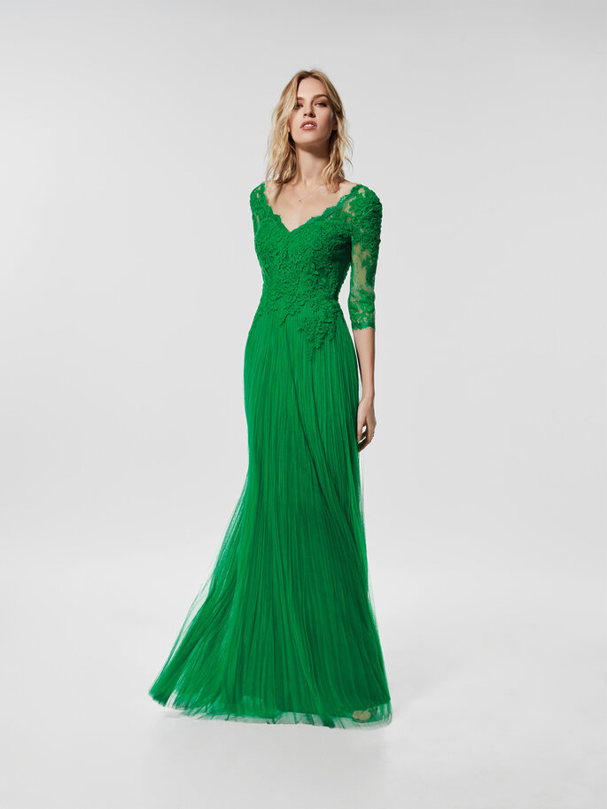 Gracil Green, Pronovias.