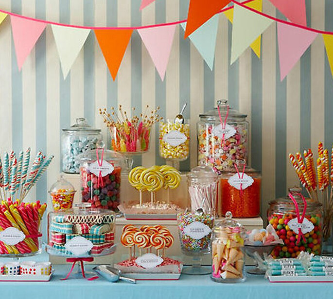 Candy-bar - Crédits photo: Amy Atlas
