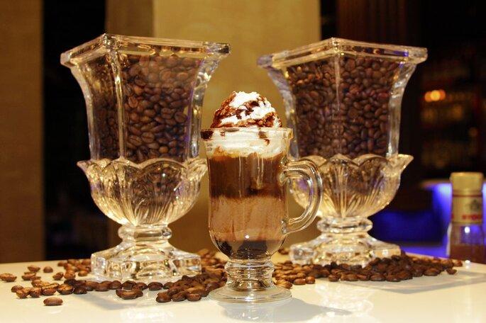 Drink com café