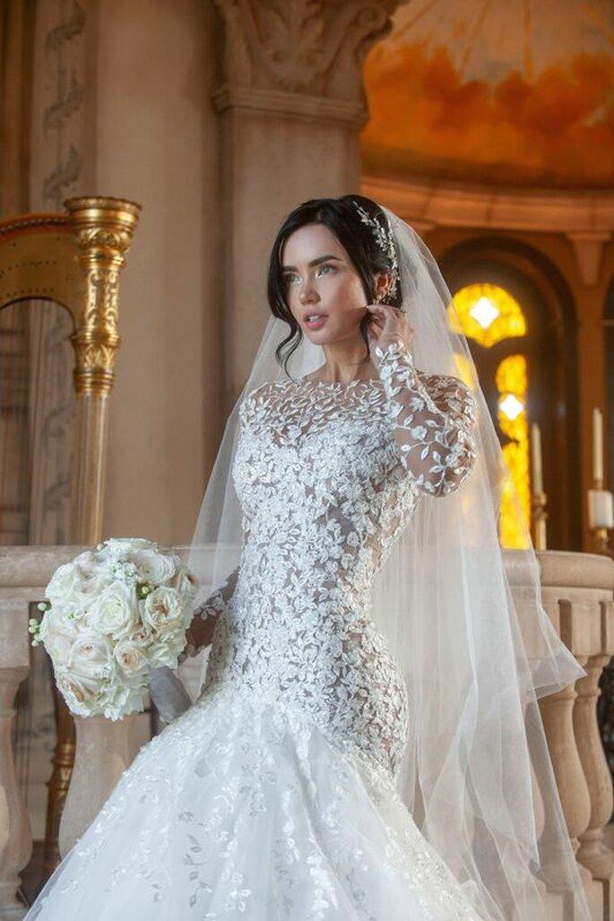 Gina Blanco Atelier de Novias Vestidos de novia Bogotá