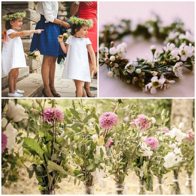 Fleuristes : La Petite Boutique de Fleurs et O'Kiosque
