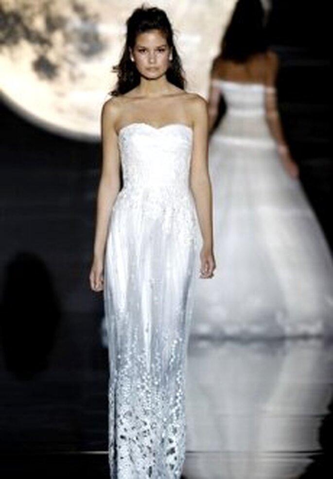 Colección de vestidos de novia Pepe Botella 2011