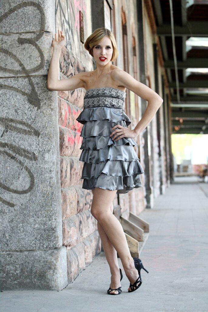 Make Up und Hair Valeria Meier. Fotografie Boris Marberg