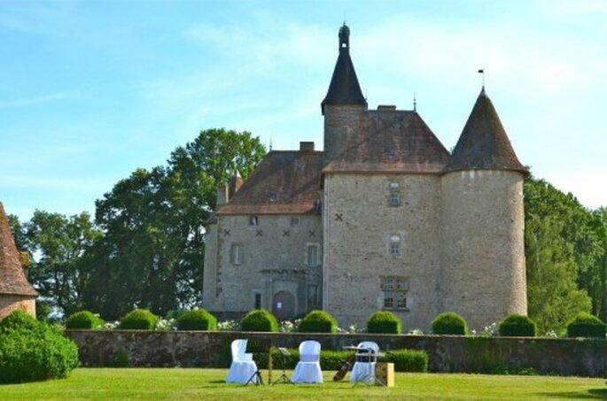 Mariage au Château de Beauvoir : un lieu d'exception qui marquera l'esprit de vos invités