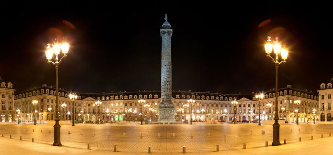 3-  Visit place vendome with Label' Emotion Paris
