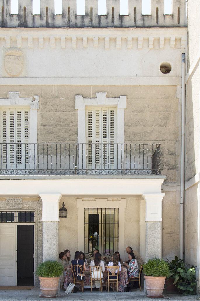 Palacio el Rincón. Foto Click10
