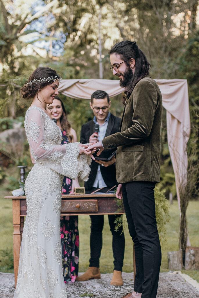 Celebrante: Joshua & Hannah Adams