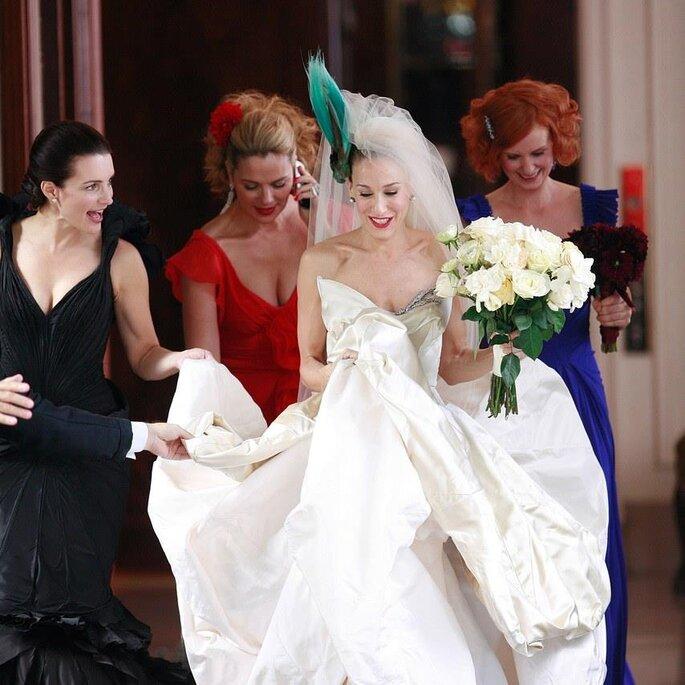 Foto Via Facebook: Brides
