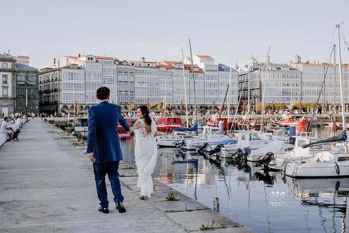 Alba Carro Fotografía bodas A Coruña