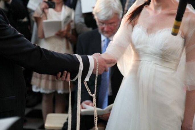 A vous de créer les rituels de votre cérémonie laïque - Crédit photos: Carnets de Mariage - Mariage Carnets de Mariage