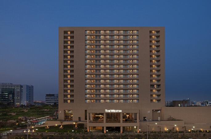 Photo: The Westin Hyderabad Mindspace.