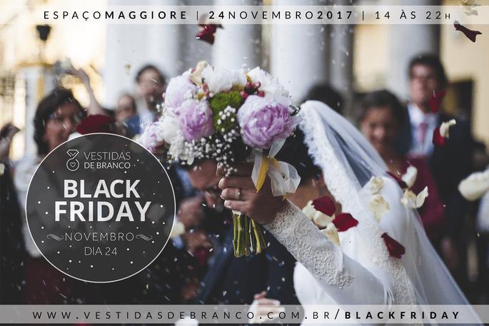 Evento Black Friday da Rede Vestidas de Branco