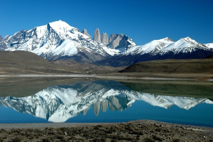 Photo : johnno - Patagonia - Fitz Roy