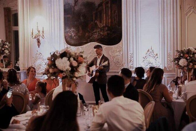 Chanteur Mariage - Musiciens pour mariage - Hauts-de-Seine (92)