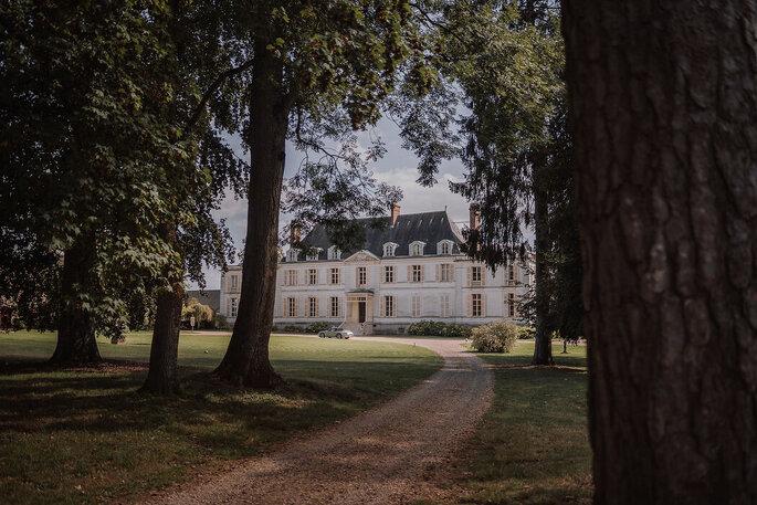Château - lieu de réception dans une forêt pour votre mariage