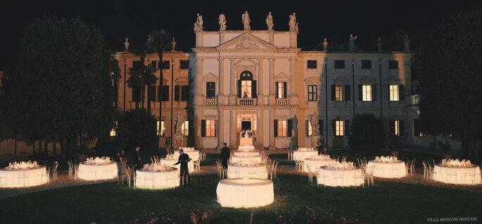Villa Mosconi Bertani - Tenuta Santa Maria