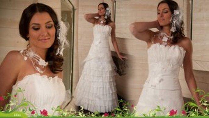 Elsa Gary 2011 : des robes de mariée très séduisantes