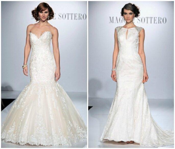 Maggie Sottero Spring 2014 Bridal Collection. Foto: www.maggiesottero.com