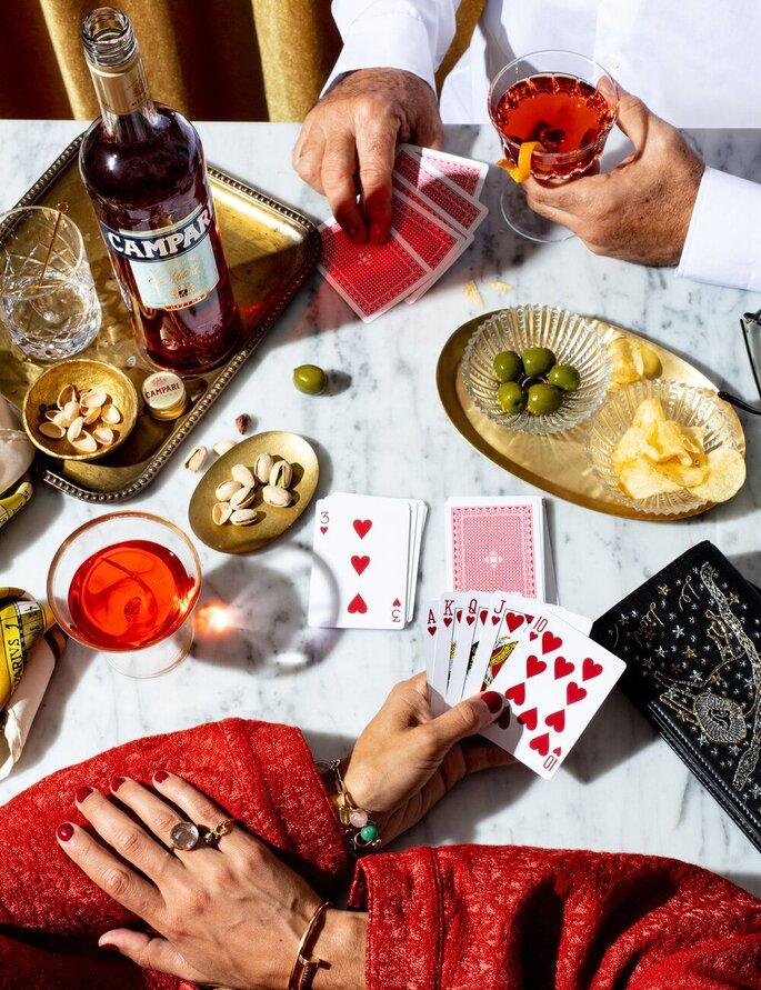 Spielabend Valetinstag