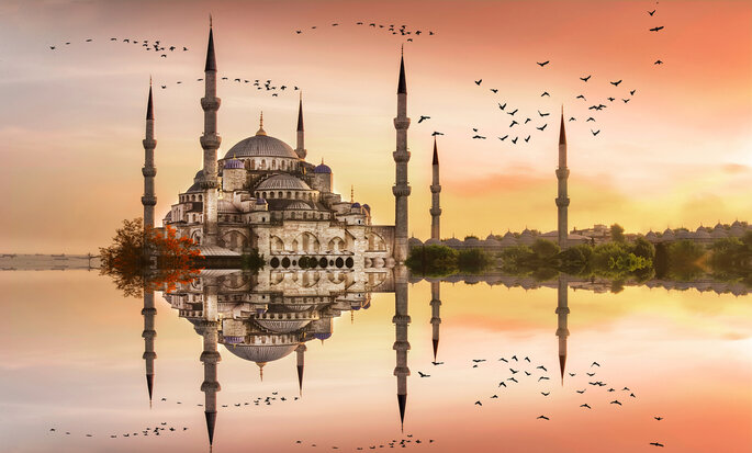 Shutterstock / Turquía.