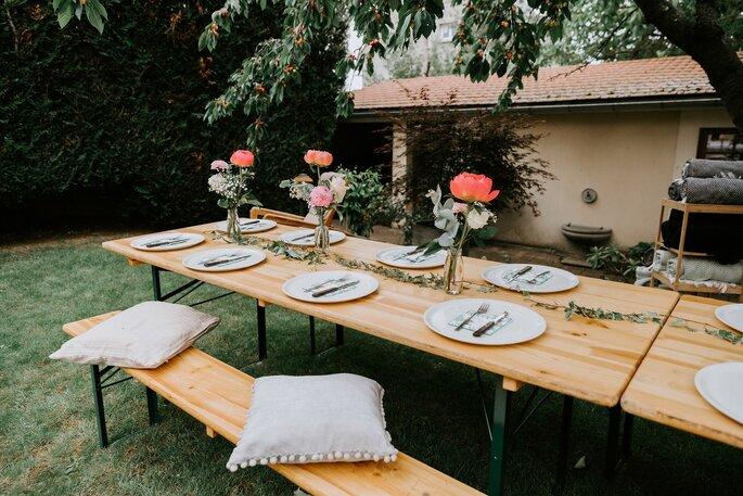 Graine de Joie Event, agence de wedding planner et wedding designer à Paris