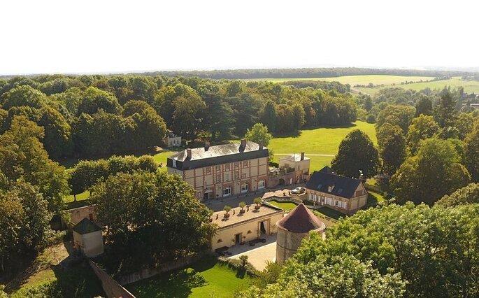 Domaine de Montchevreuil - Lieu de Réception - Oise (60)