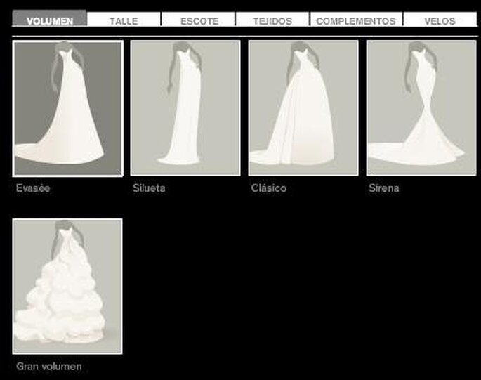 Diseña tu propio vestido de novia con Pronovias