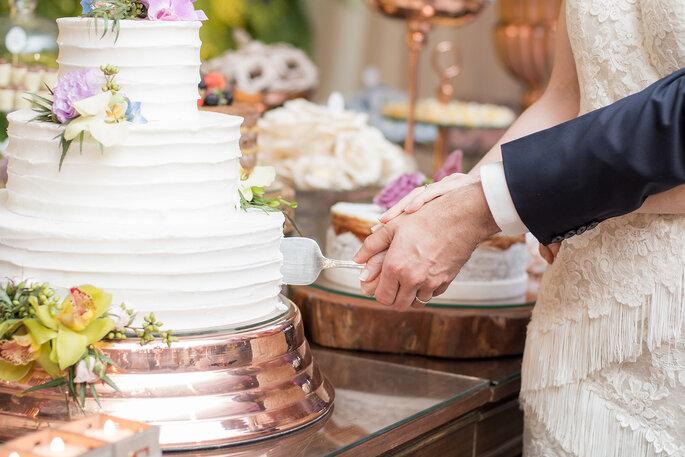 Bolo casamento Bonita Bolos