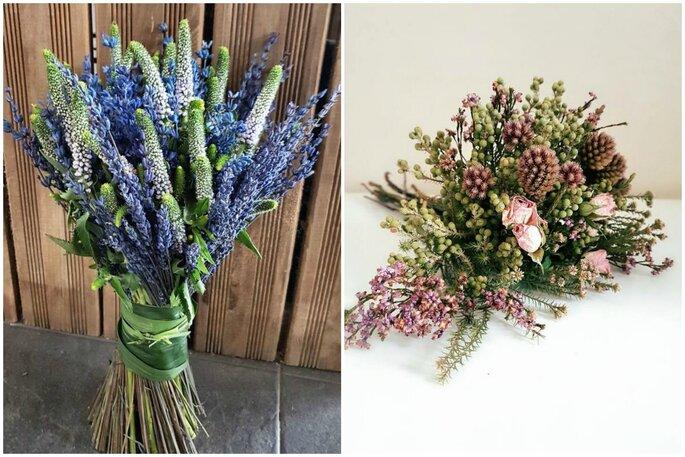 Flores Pando y Milenrama Diseño Floral