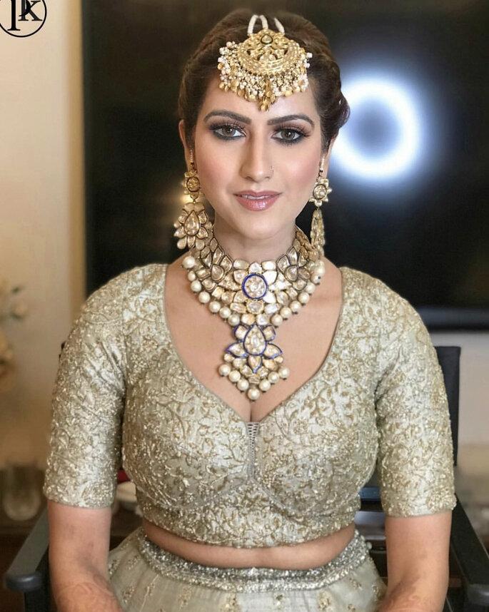 Credits: Makeup By Prerna Khullar