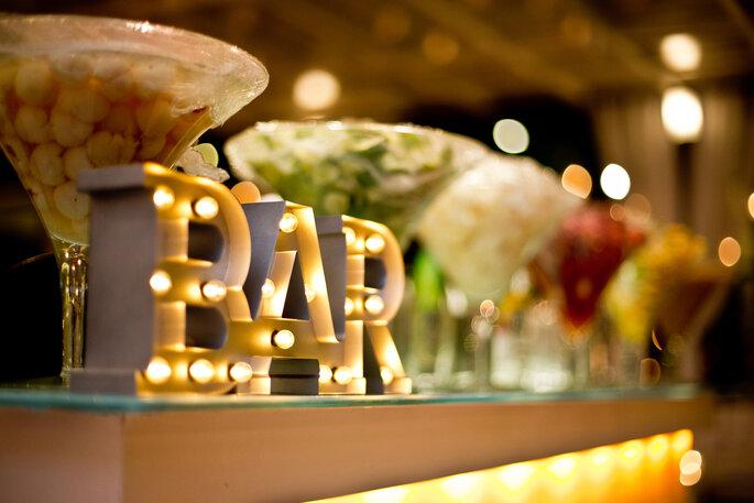 bar de caipirinhas para casamento