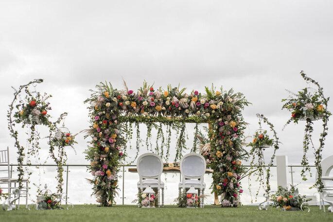 MONT CELESTE Bogotà Hacienda para bodas