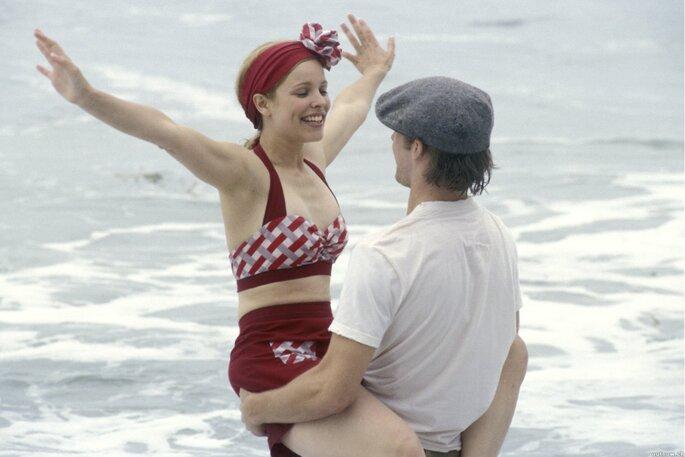 amour cinéma films romantiques N'oublie Jamais The Notebook