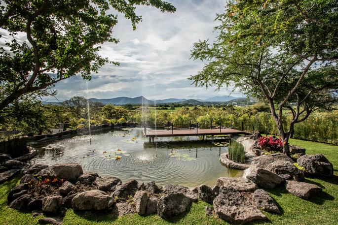 Jardín Piedra Alta