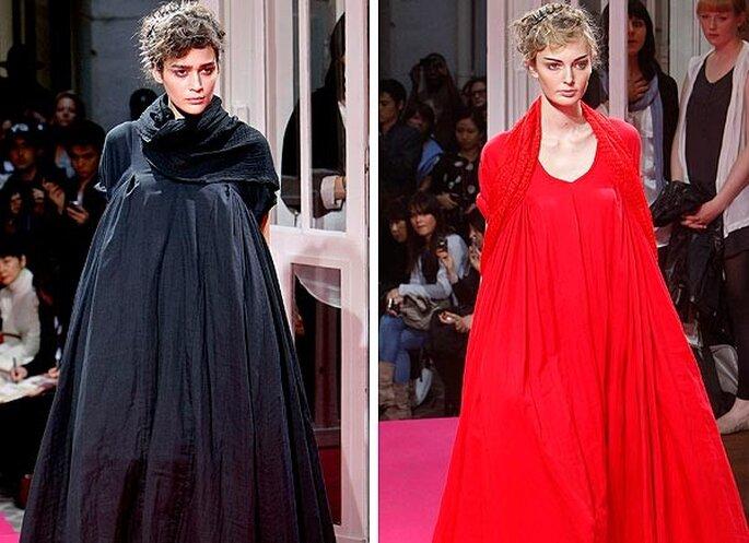 semaine de la mode paris collections printemps et 2010. Black Bedroom Furniture Sets. Home Design Ideas