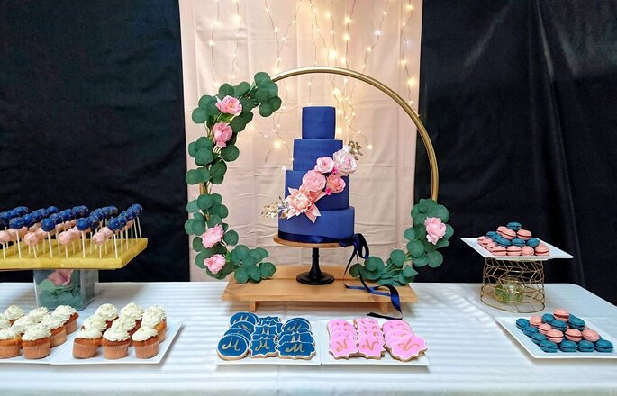 Gâteau de mariage et pièce-montée sur mesure
