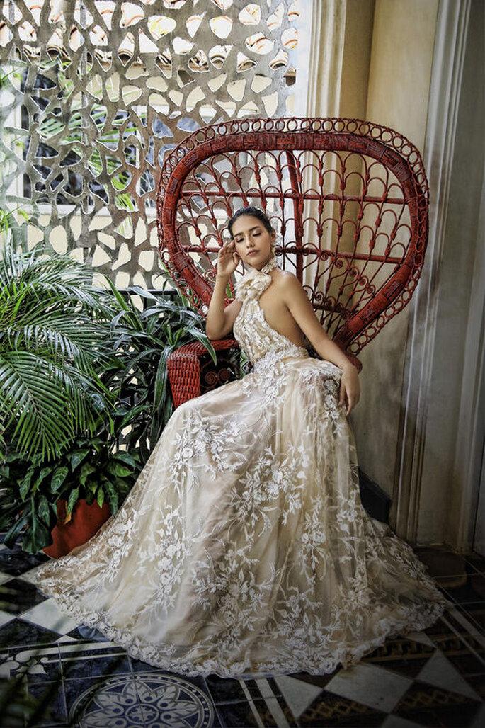 Rosiris Miranda Vestidos de novia barranquilla