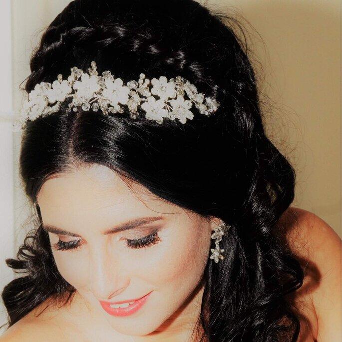 Noiva de Adriana Mendes – Makeup Artist and Hair Stylist
