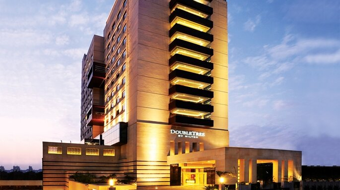 Double Tree by Hilton.