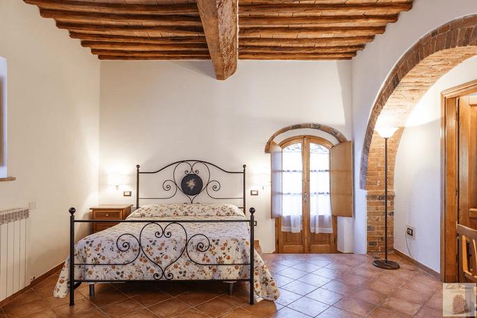 Hébergement à la décoration à la fois minimaliste et chaleureuse