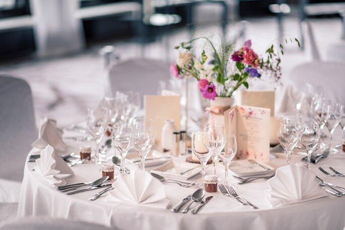 Zürich Marriott Hotel Hochzeitsdekoration