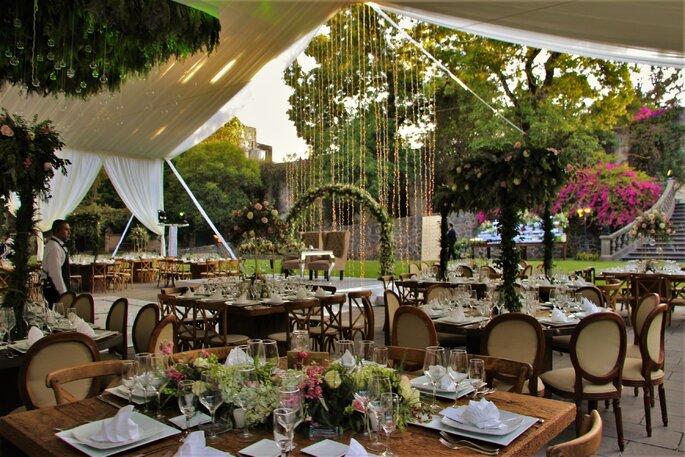 Pide cita para tu boda con Banquetes Ortiz