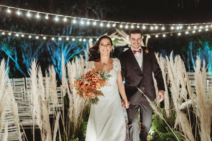 Flor Brasileira decoração de casamento