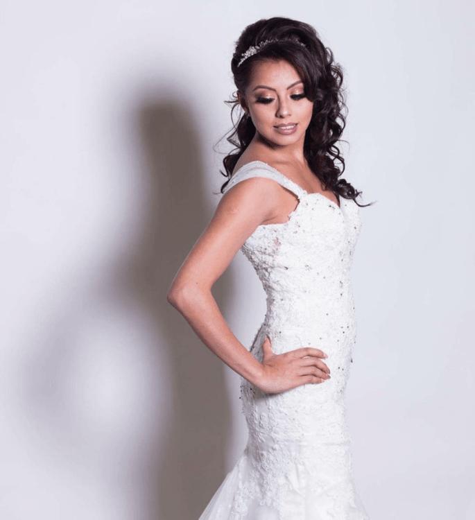 Valeria Méndez MakeUp Studio maquilladora novias Ciudad de México