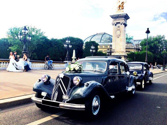 City Wheels Paris Tour