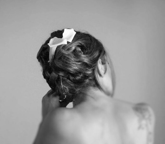 Laura Nannini Hair Style