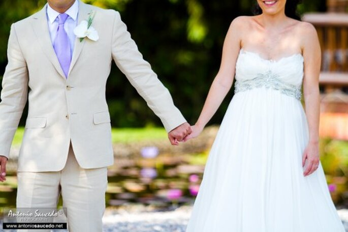 3 ideas para tus dedicatorias de boda. Foto de Antonio Saucedo