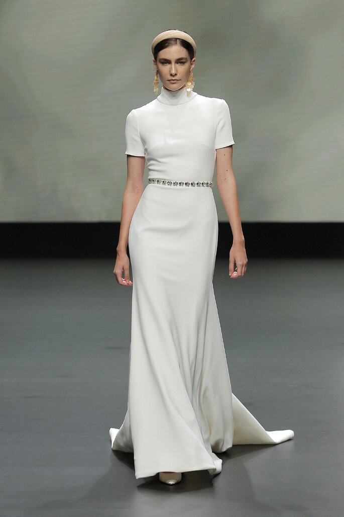 Vestidos de novia Jesús Peiró 2021