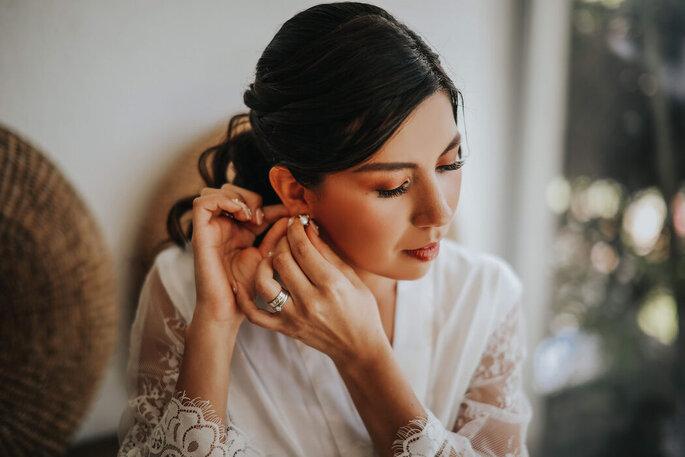 Annie Carrera Makeup Artist maquillaje para novias Cuernavaca