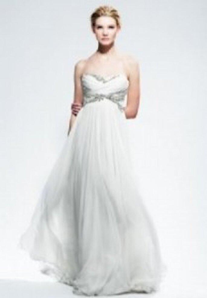 Robes de mariée Marchesa 2010 - Gemma